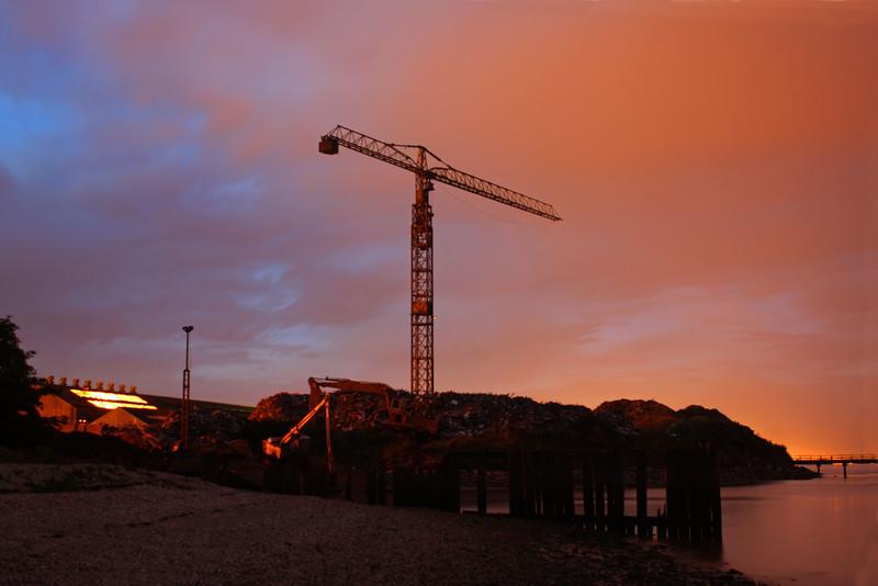 Humber Crane