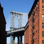Washington Street, Brooklyn & Manhattan Bridge
