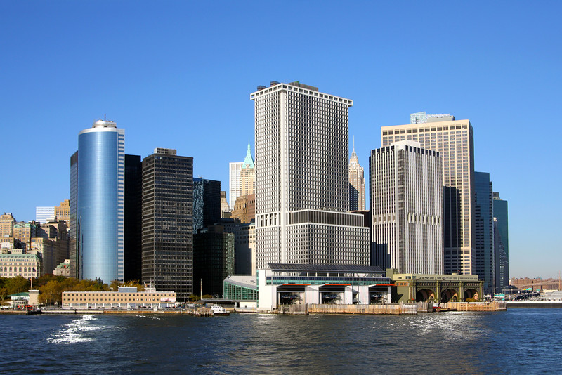 Lower Financial District, New York City