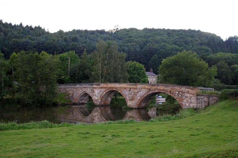 Kirkham Abbey River Bridge