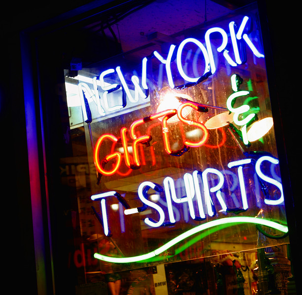 New York Gifts Neon