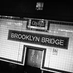 New York - Brooklyn Bridge - City Hall, 26-10-2008 (IMG_2902) Nik SEP2 - Push Process N+1 4k