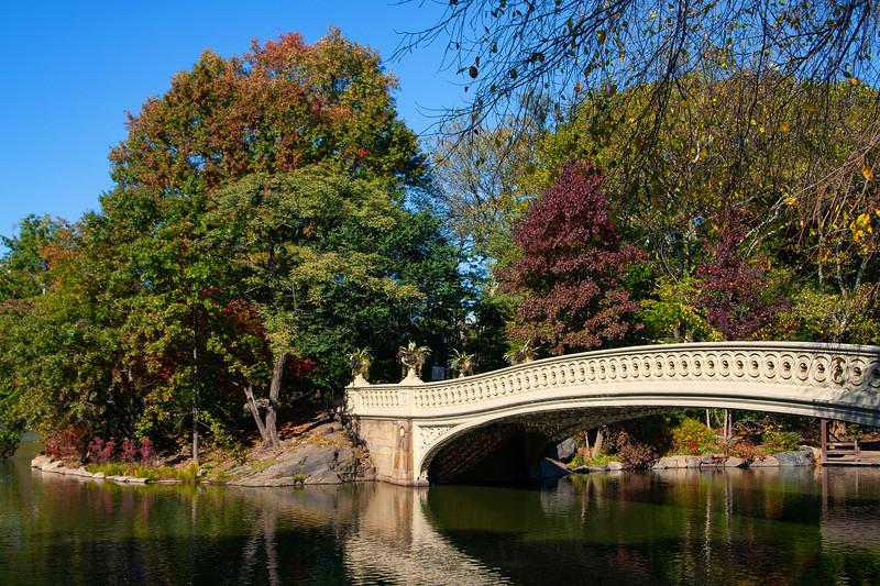 New York - Bow Bridge, Central Park, 23-10-2008 (IMG_2468) 4k