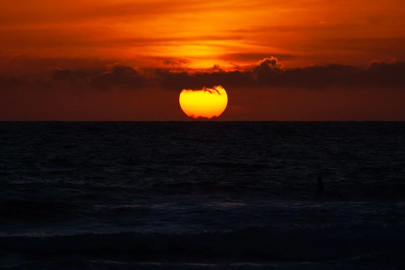 Fistral Beach Sunset, 19-6-2008 (CRW_0373) 10D Max