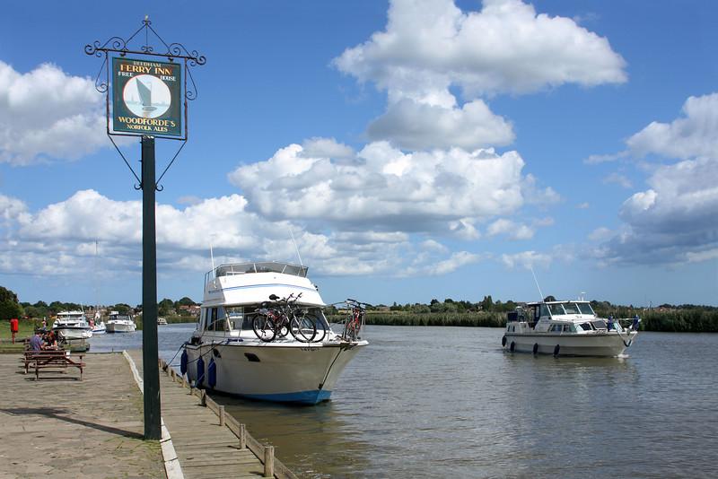 River Yare, Reedham