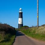 Spurn Point Lighthouse