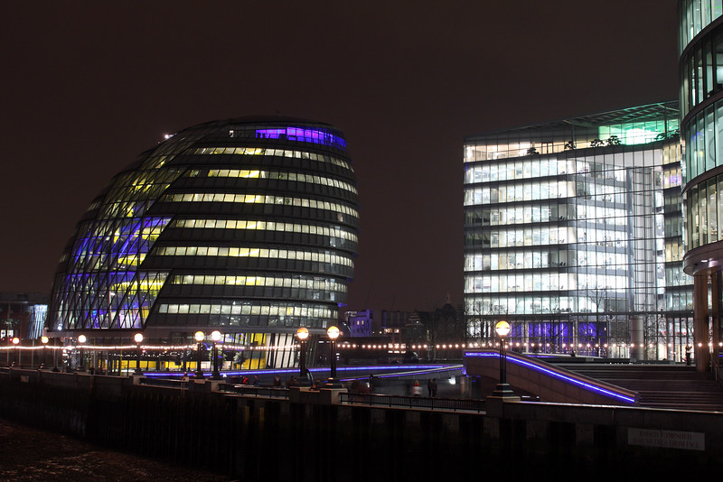 Greater London Authority Building