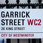 Garrick Street, WC2
