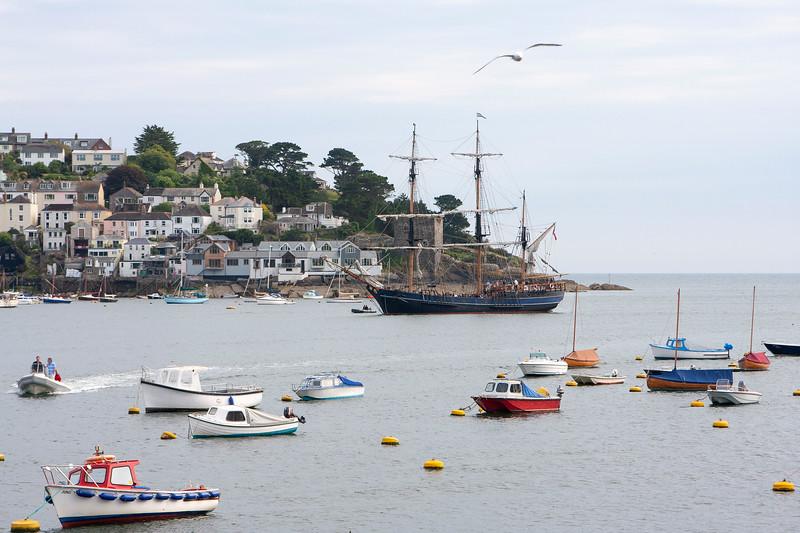 Looe - Harbour, 28-6-2009 (IMG_7281) 4k