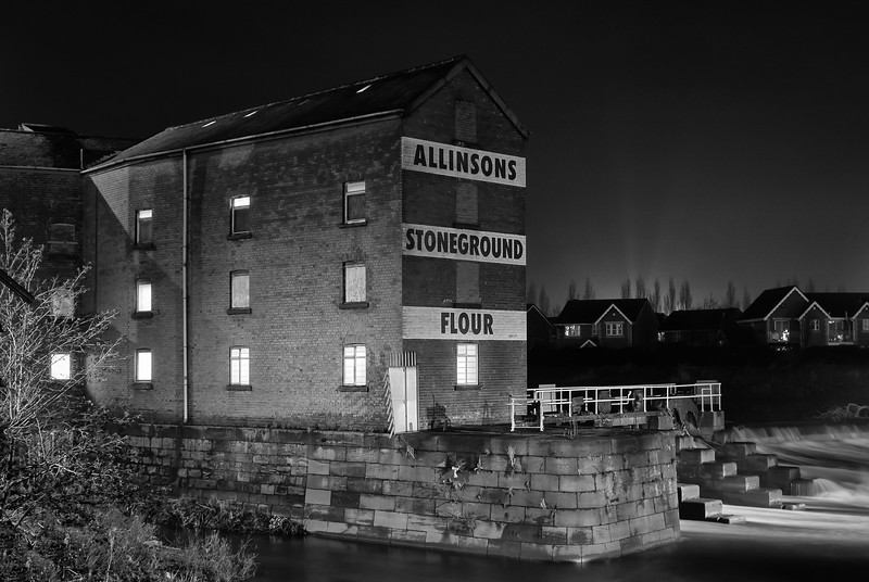 Allinsons Flour Mill, Castleford