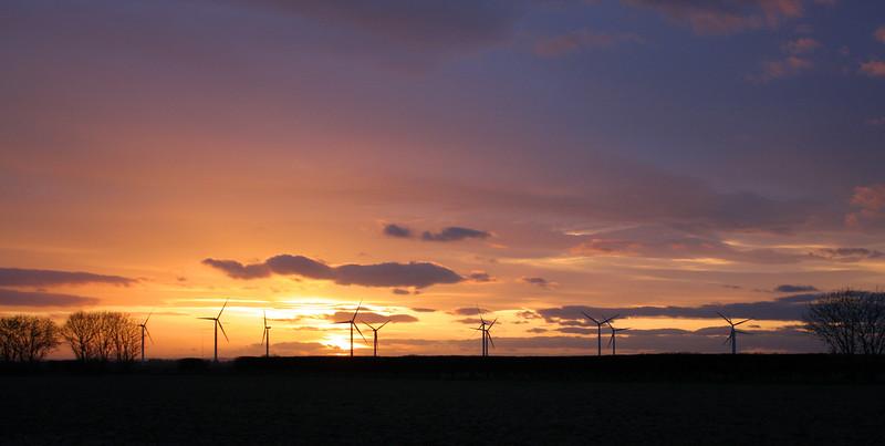 Gransmoor Wind Farm