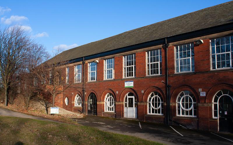Whitwood Technical College (retrospective following closure)