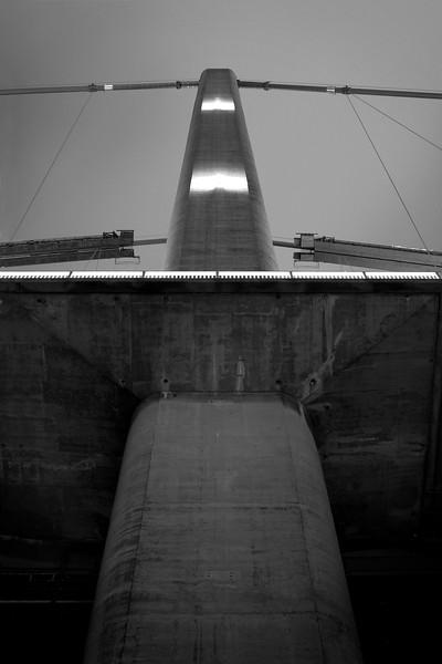 Humber Bridge North Tower