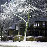 Ye Olde Highwayman, Pontefract (Snow)