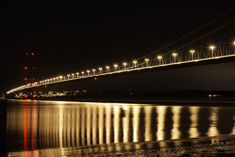 Humber Bridge, Tiger Bridge