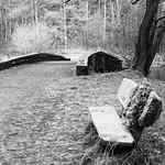 Newmillerdam Bridge