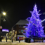 Christmas Tree, Market Place, Pontefract