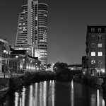 River Aire & Bridgewater Place, Leeds