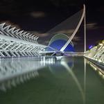 Valencia - Museu de les Ciències Príncipe Felipe & Assut de l'Or Bridge, 27-7-2011 (IMG_2737) 4k