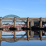 Bridges over The Tyne, Newcastle