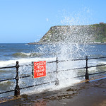 Danger From Heavy Seas, Scarborough