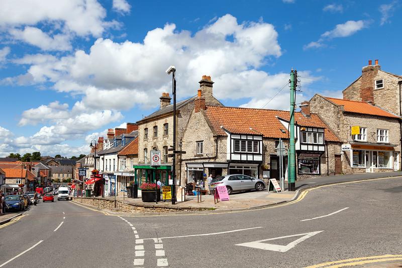 Pickering - Market Place & Burgate, 5-8-2011 (IMG_3150) 4k