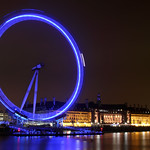 London Eye (Blurred)