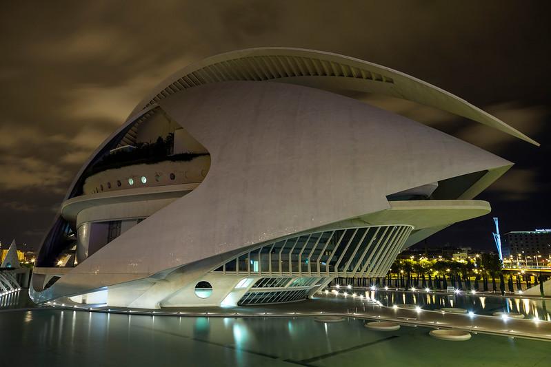 Palau de les Arts Reina Sofía, Valencia, 28-7-2011 (IMG_2914) 4k
