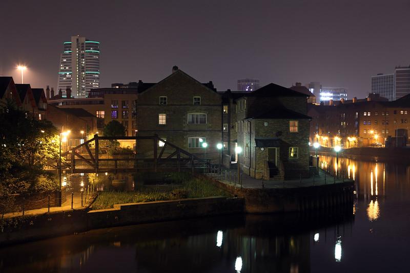 Navigation Walk & Bridgewater Place, Leeds