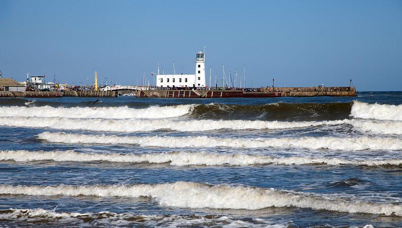 Scarborough Waves