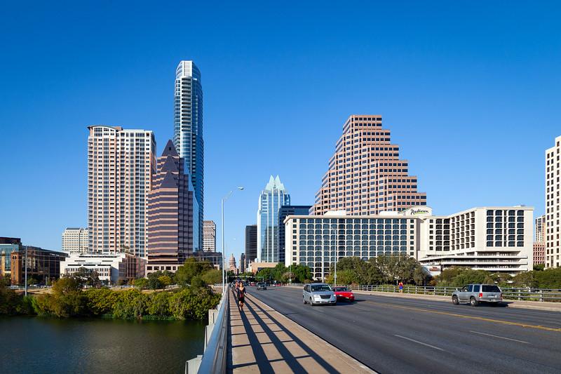 Austin, Texas - Ann W  Richards Congress Avenue Bridge, 3-10-2011 (IMG_3908) 4k