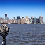 Eyes on Manhattan