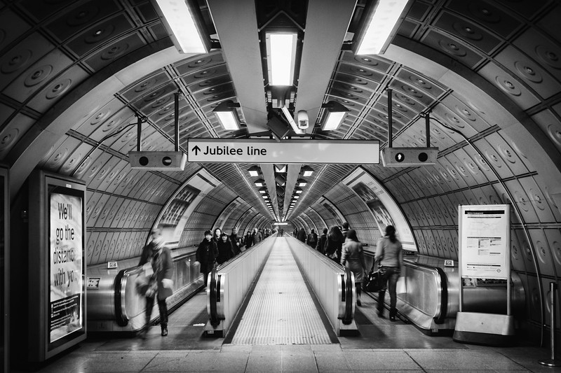 Westminster Station Tunnel