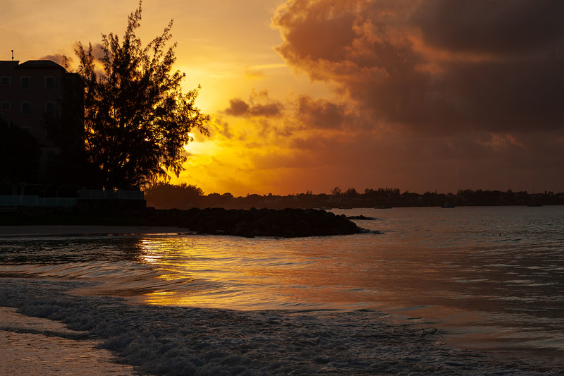 Barbados - Welches Beach Sunrise, 25-11-2011 (IMG_5997) 4k