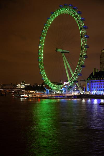 London Eye, green, 22-10-2011 (IMG_5199) 4k