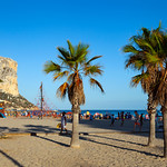 Calpe - Ifac and Playa de Cantal Roig