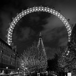 London Eye from Waterloo, 22-10-2011 (IMG_5182) 4k