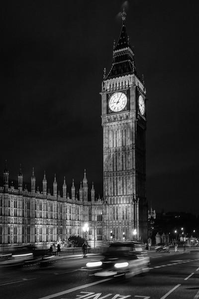 Parliament Clock Tower, 22-10-2011 (IMG_5206) Nik SEP2 - High Structure Harsh 4k