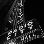 NYC - Radio City Music Hall, B&W, 6-10-2011 (IMG_4629) 4k