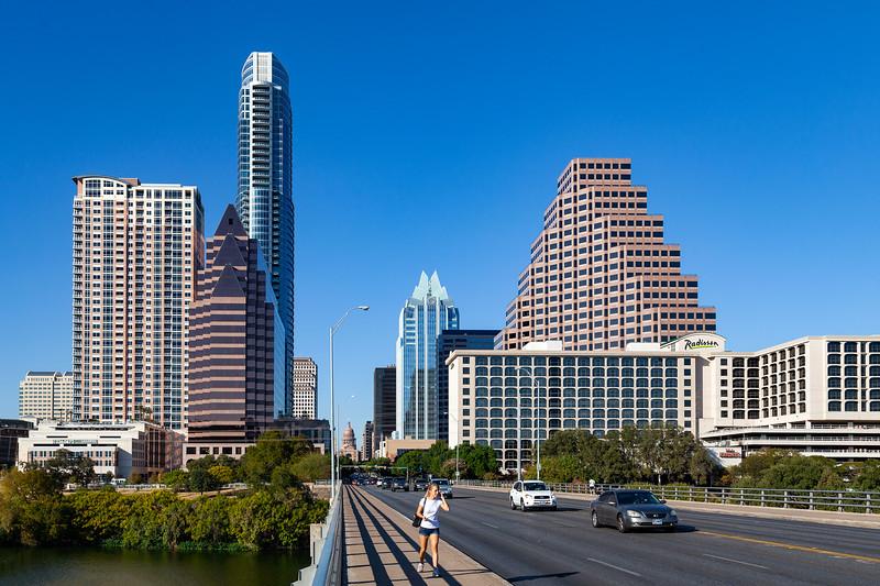 Austin, Texas - Ann W  Richards Congress Avenue Bridge, 3-10-2011 (IMG_3896) 4k