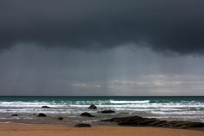 Watergate Bay Storm