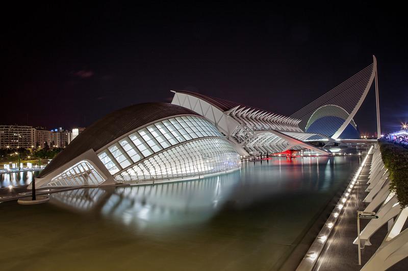 IMAX & Museo de las Ciencias Príncipe Felipe, Valencia