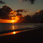 Barbados - Maxwell Beach Sunset, 22-11-2011 (IMG_5763) 4k