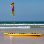 Newquay - Fistral Lifeguard Surf Board, 1-4-2012 (IMG_7333) 4k