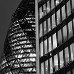 London - The Gherkin, 21-2-2012 (IMG_6929) Nik SEP2 - Fine Art Processing 4k