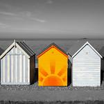 Herne Bay Beach Huts, 4-9-2012 (IMG_9717) Mix 4k