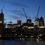 London 2012 Skyline