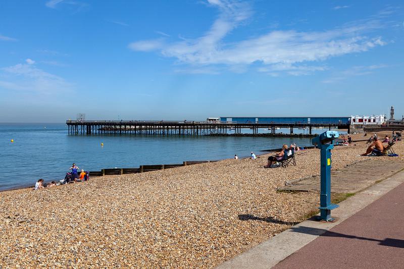 Herne Bay - Pier & Beach, 4-9-2012 (IMG_9691) 4k