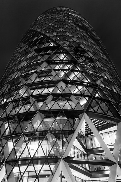 London - The Gherkin, 21-2-2012 (IMG_6912) Nik SEP2 High Structure Smooth 4k