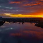 Goole - Sunset over Boothferry, 14-7-2012 (IMG_9298) 4k